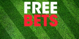 Free bets offers by bookmakers in United Kingdom